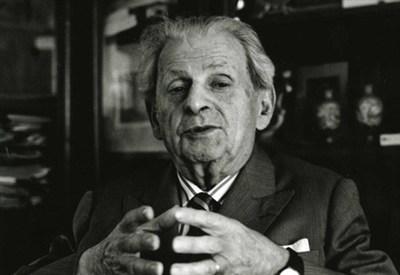 Emmanuel Levinas (1906-1995) (http://levinas.nl)