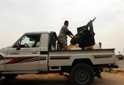 Libia (Infophoto)