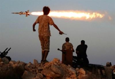 Guerra in Libia (LaPresse)