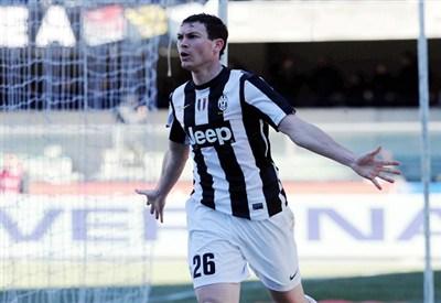 Lichtsteiner, terzino destro Juventus (Infophoto)