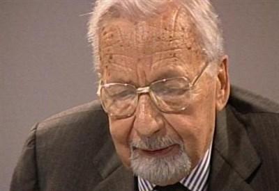 Licio Gelli (1919-2015) (Foto dal web)