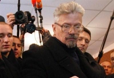 Eduard Limonov, oppositore in Russia e caso letterario (per Adelphi) in Occidente (InfoPhoto)