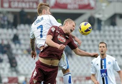 Marko Livaja, attaccante Atalanta (Foto Infophoto)