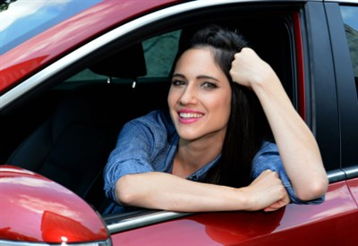 Lodovica Comello conduce Singing in the car
