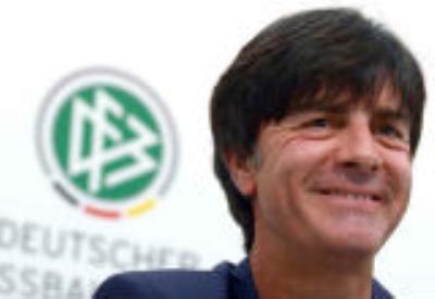 Joachim Loew, c.t. Germania (Infophoto)