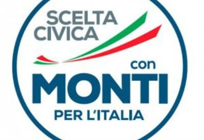 Il logo della lista Monti