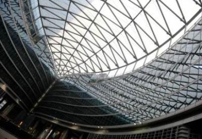 La sede della Regione Lombardia (InfoPhoto)