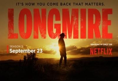 Longmire 5, su Netflix dal 23 settembre 2016