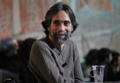 Lo scrittore Lorenzo Amurri