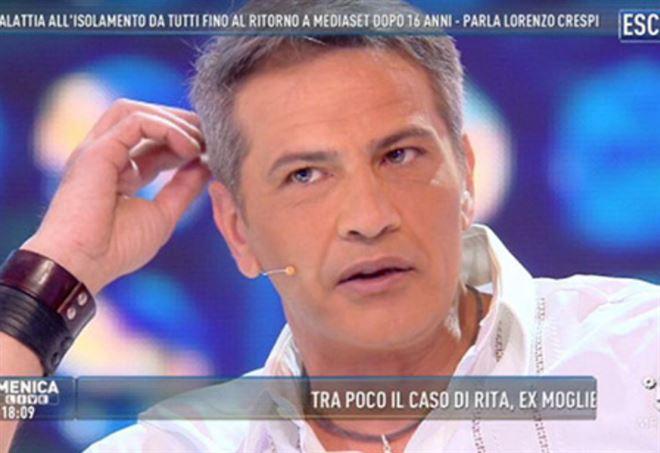 Lorenzo Crespi denuncia:
