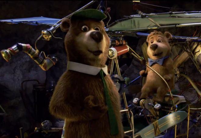 L orso yoghi su italia il film diretto da eric brevig
