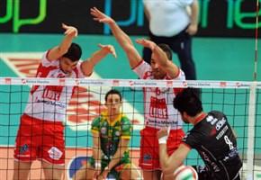 DIRETTA/ Civitanova-Trento (risultato finale 3-0) successo marchigiano, Lube in fuga! (Rai, volley maschile Superlega oggi 12 febbraio 2017)