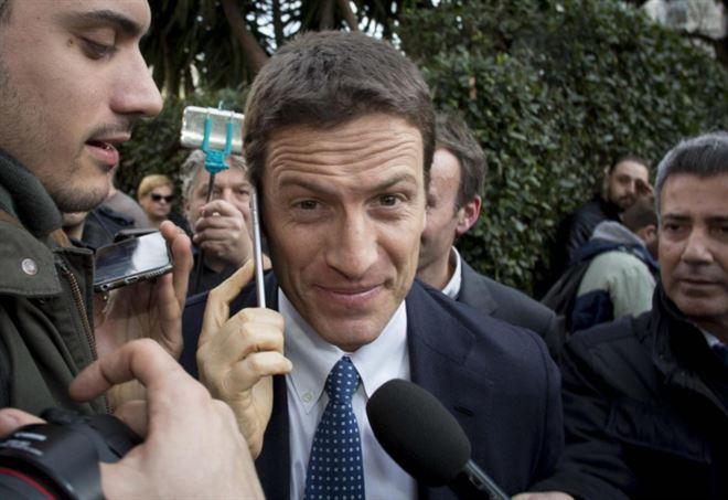 Luca Parnasi (LaPresse)