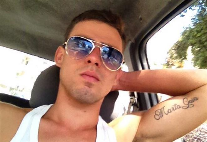 Luca Varani (Foto da Facebook)