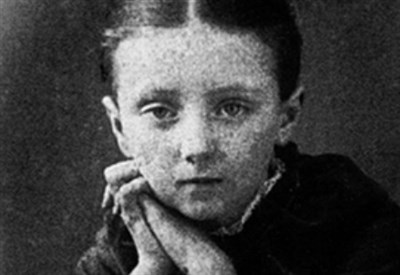 Lucy Maud Montgomery a 10 anni