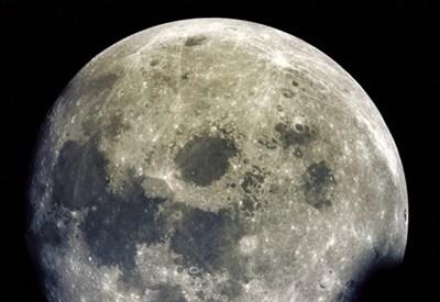 Luna (Fonte Infophoto)