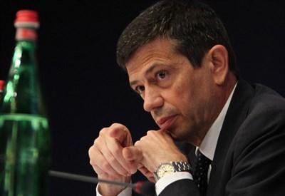 Il ministro Maurizio Lupi (Infophoto)
