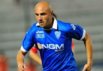 Massimo Maccarone, attaccante dell'Empoli (Infophoto)
