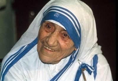 Madre Teresa di Calcutta (1910-1997) (LaPresse)