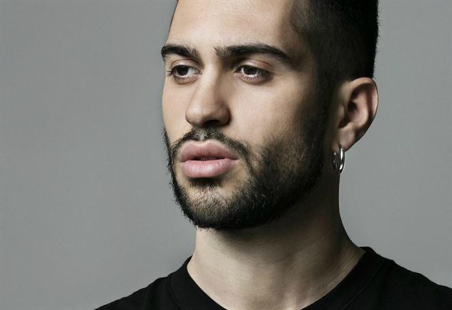 Mahmood il suo singolo Pesos al Wind Summer Festival (foto di Luisa Carcavale)