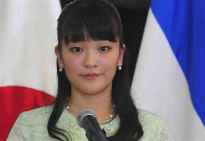 Mako di Akishino, principessa del Giappone (LaPresse)
