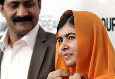 Malala Yousafzai (Infophoto)