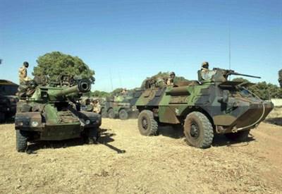 La guerra in Mali