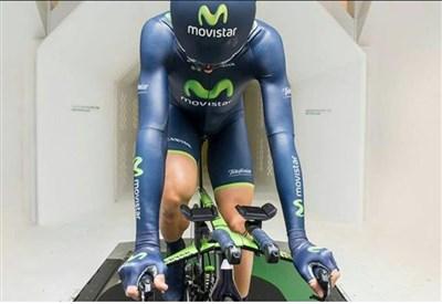 Adriano Malori in galleria del vento (da Facebook)