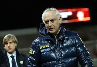 Andrea Mandorlini, allenatore Verona (INFOPHOTO2)