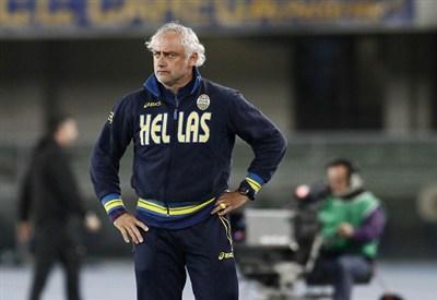 Andrea Mandorlini, allenatore del Verona e grande ex (Infophoto)