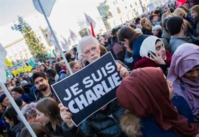 La manifestazione di Parigi