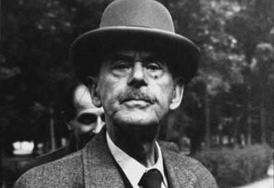 Thomas Mann (1875-1955) (Immagine dal web)