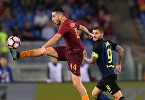 Video/ Inter-Roma (1-3): highlights e gol della partita (Serie A 2017, 26^ giornata)