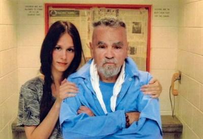 Manson e la fidanzata