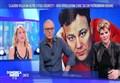 MANUELA VILLA/ Presenta il nipotino in tv: il figlio segreto del Reuccio è in Russia? (Domenica Live)