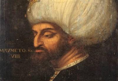 Il profeta Maometto dipinto da Paolo Veronese