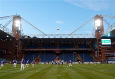 Lo stadio di Marassi (Infophoto)