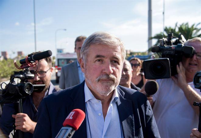Marco Bucci, sindaco e Commissario di Genova (LaPresse)
