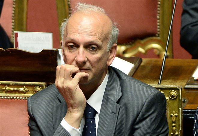 Il ministro dell'Istruzione Marco Bussetti (LaPresse)