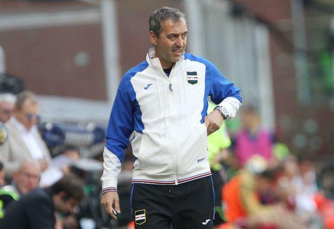 Marco Giampaolo, tecnico Sampdoria (LAPresse)