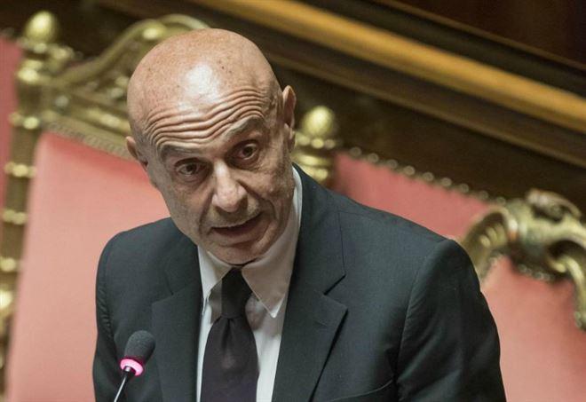 Marco Minniti, ministro dell'Interno (LaPresse)