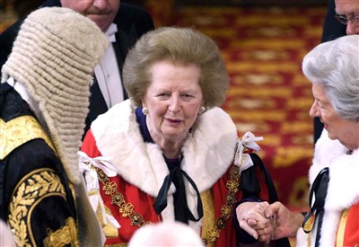 Margaret Thatcher (InfoPhoto)