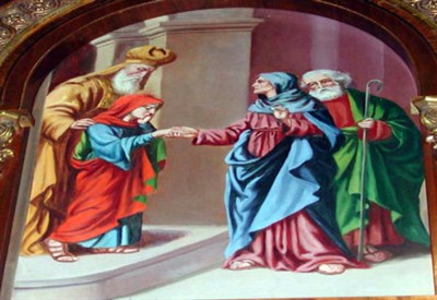 La Beata Vergine Maria