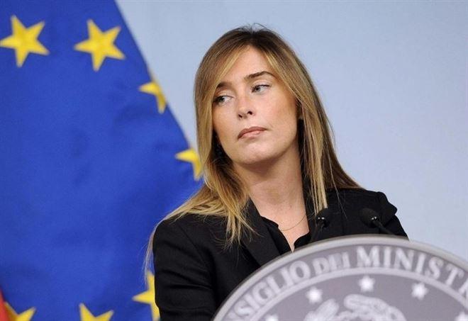 Maria Elena Boschi, sottosegretario alla presidenza del Consiglio (LaPresse)