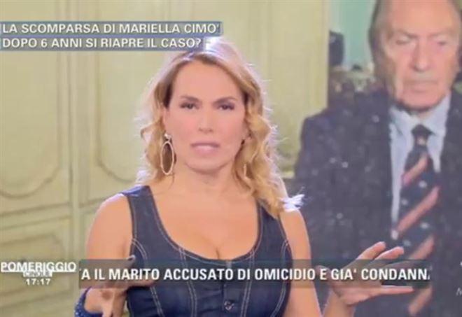 Mariella Cimò e Salvatore Di Grazia (Pomeriggio 5)