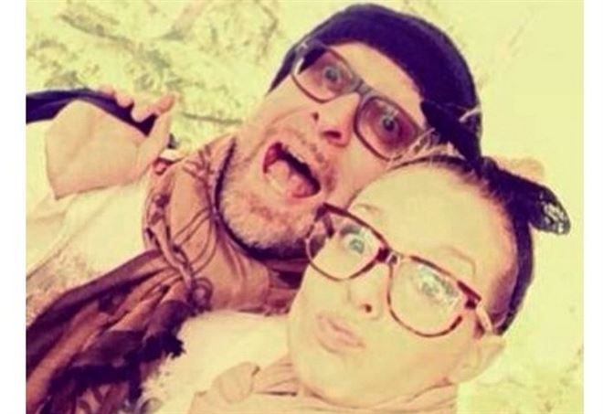 Giorgia Albarello, moglie di Mario Biondi (Web)