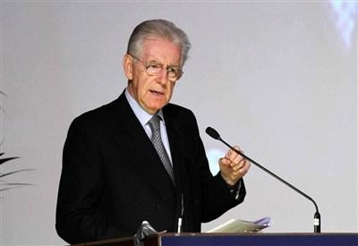 """Mario Monti, candidato premier di """"Scelta Civica"""""""