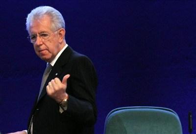 Mario Monti (Foto: Infophoto)