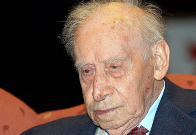 Mario Luzi (1914-2004) (Infophoto)