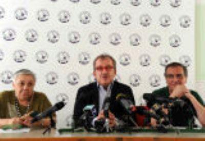 Manuela Dal Lago, Roberto Maroni e Roberto Calderoli